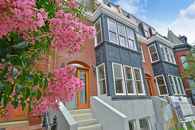 Listing We Love: A Brand-New Two-Story Condo in Shaw