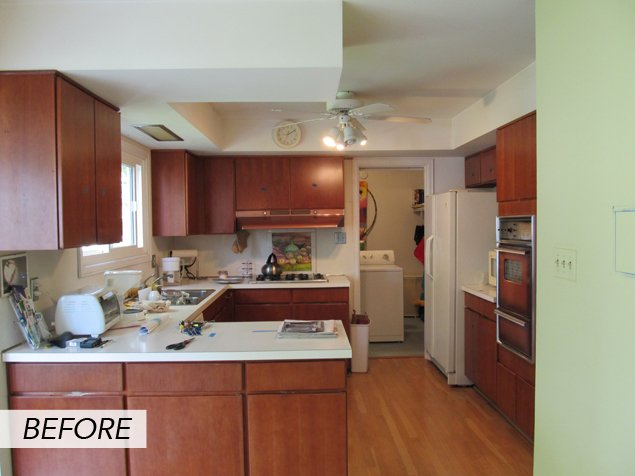 Before & After: See This Dramatic Kitchen Renovation