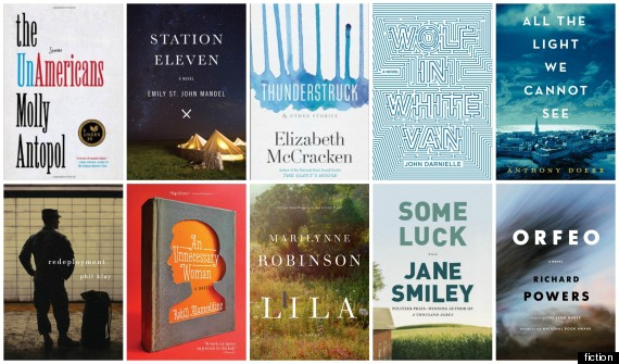 Fiction Longlist for National Book Awards Leaked