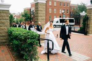 Real Wedding: Sarah and Andrew Heck