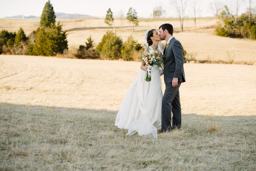 Real Wedding: Taylor and Whit Varner