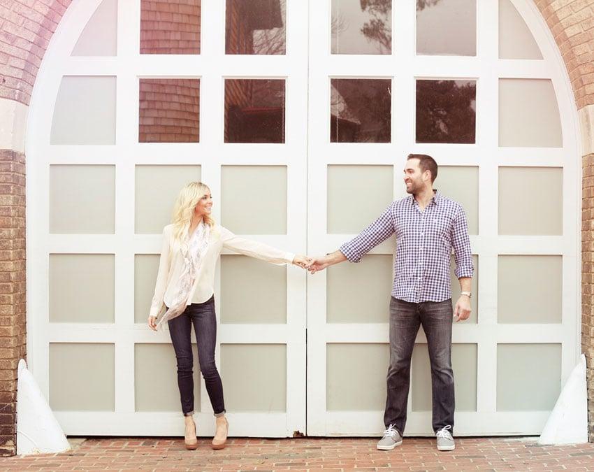 Engagement Session: Cristina Spiewak and Joseph Parker Jr.