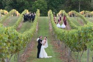 Real Wedding: Sara and Kevin Young