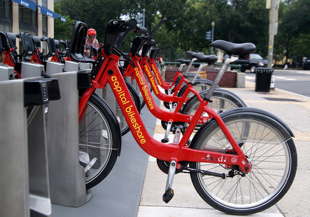 Capital Bikeshare Users Burned 186 Million Calories Last Year, and Other Fun Facts