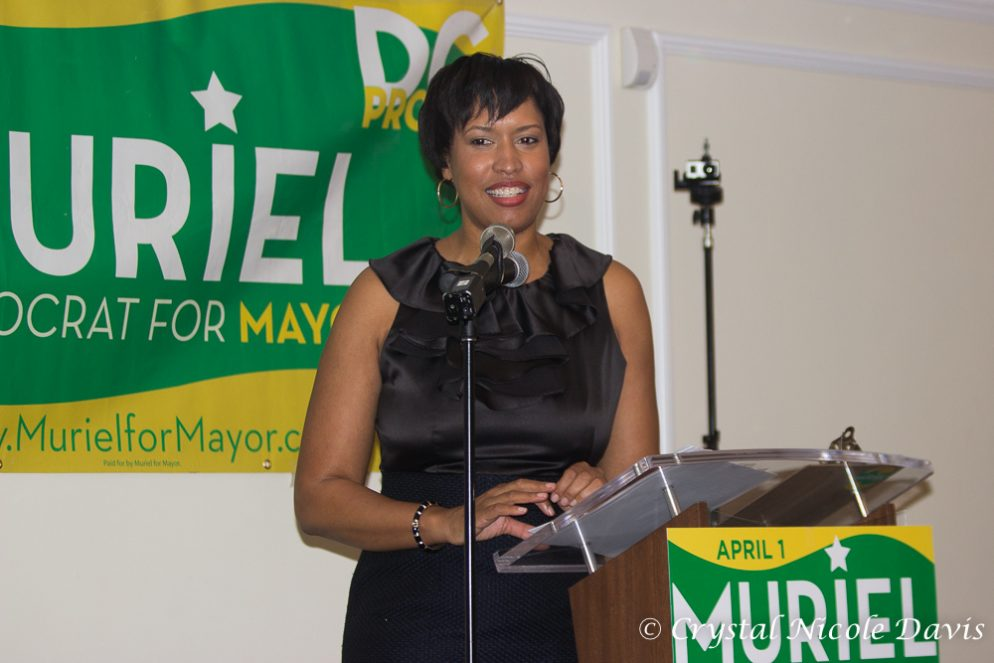 David Catania is Gaining On Muriel Bowser in DC's Mayoral Race