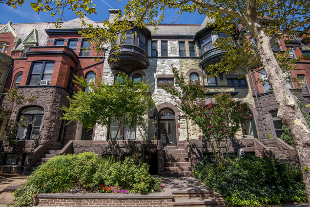 Most Expensive Homes on the Market: A .895 Million Victorian Rowhouse in Dupont