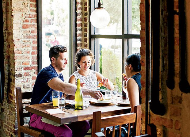 "The New York Times ""Discovers"" DC's Neighborhood Restaurants"