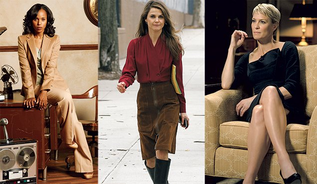 How To Dress Like Your Favorite Washington TV Characters