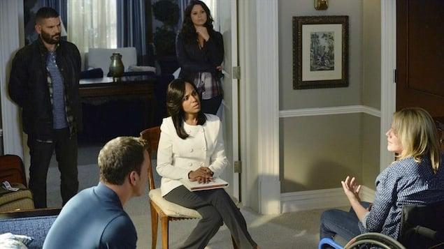 "TV Recap: Scandal Season 4, Episode 2, ""State of the Union"""