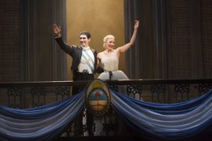 "Theater Review: ""Evita"" at the Kennedy Center"
