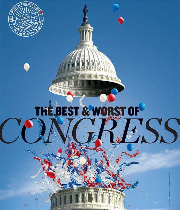 The Best & Worst of Congress 2014