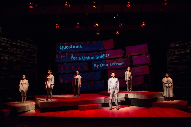 """Theater Review: """"Our War"""" at Arena Stage"""