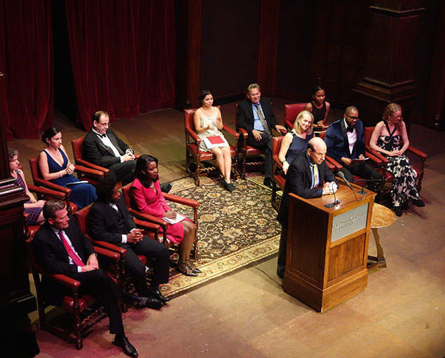 """Danger"" Was the Theme of This Year's Annual PEN/Faulkner Foundation Gala"