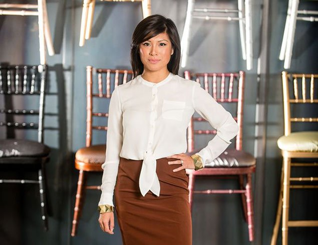 What I Wear to Work: Occasions Marketing Manager Denise Nguyen