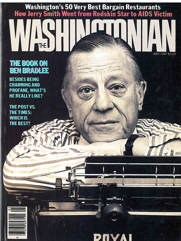 Remembering a Job Interview With Ben Bradlee