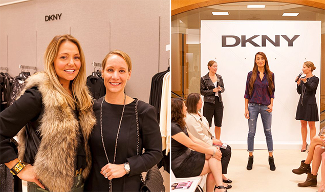 DKNY's Fall 2014 Collection Presented by Saks Fifth Avenue (Photos)