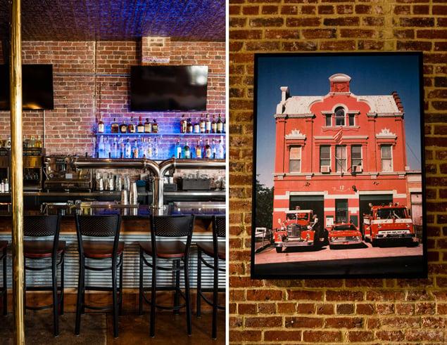 Inside the Washington Firehouse Restaurant (Photos and Menu)