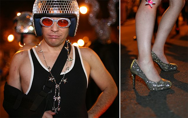 Our Favorite Costumes From the 2014 High Heel Drag Race (Photos)