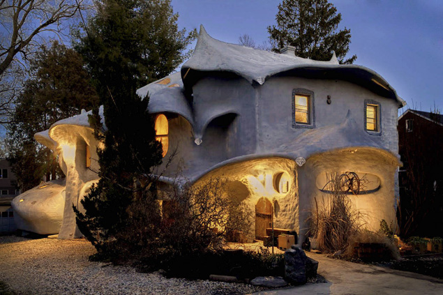 "Here's Your Chance to Buy Bethesda's ""Mushroom House"""