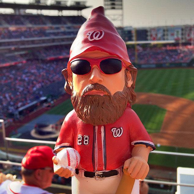 Jayson Werth Gnomes Are Hiding Around Washington—With Prizes