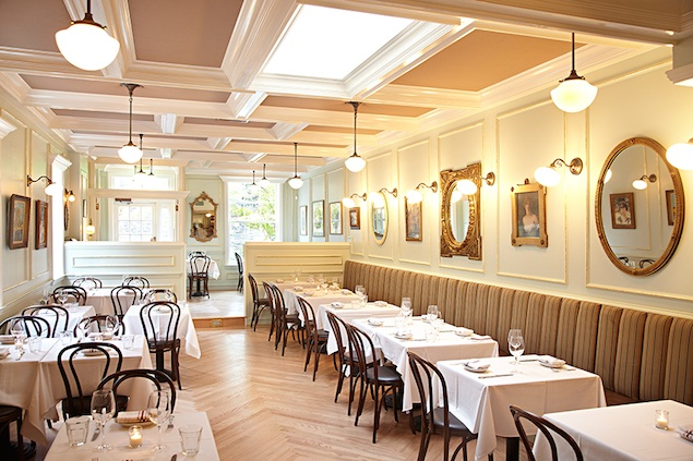 Take a First Look Inside Chez Billy Sud (Photos and Menus)
