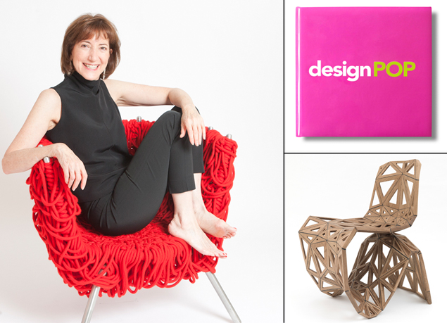 "Ask a Design Guru: ""DesignPop"" Author Lisa Roberts"