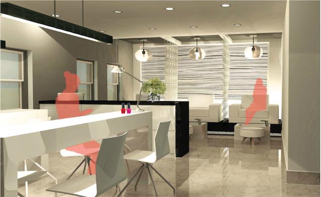 Luigi Parasmo Salon to Open a Luxe Spa