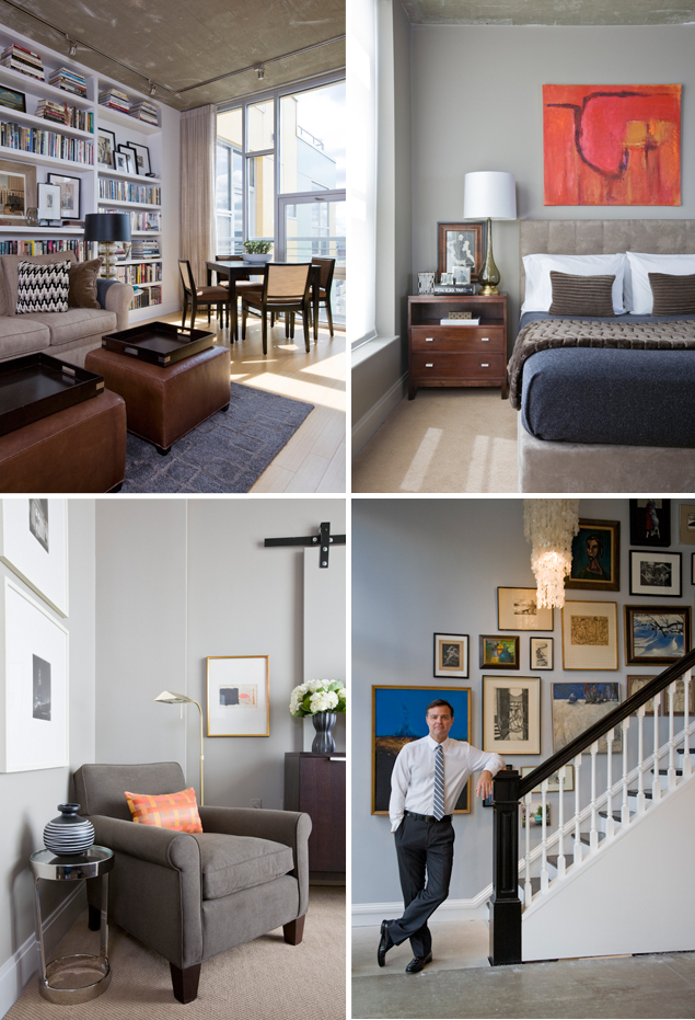 Ask a Designer: Mike Johnson on Decorating Small Spaces