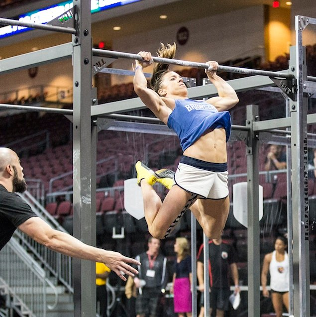 Food Diaries: How DC Brawlers Athlete Christy Adkins Eats for a Day