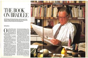 From the Archives: The Book on Ben Bradlee