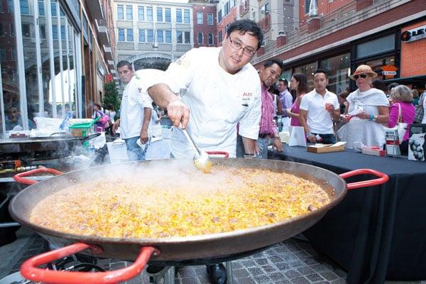 The Week in Food Events: Cochon 555 at Taste of DC, James Beard in Virginia Dinner