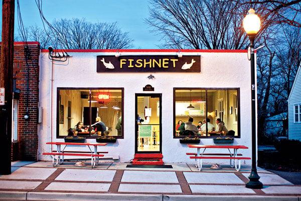 Fishnet Launches a Fancier Chef's Counter