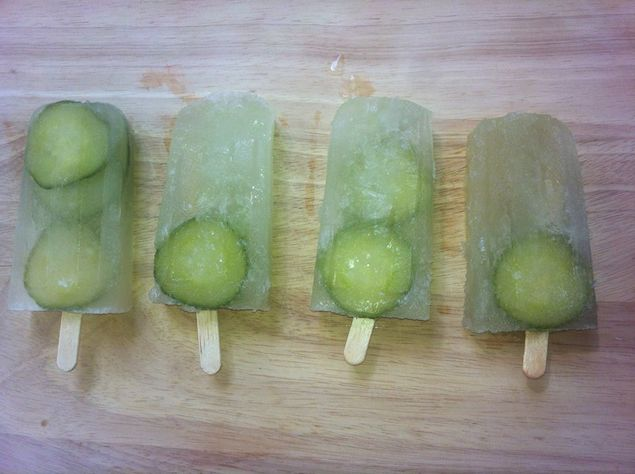 New This Week: Absinthe Popsicles at Menu MBK, Ping Pong Dim Sum Bottomless Brunch