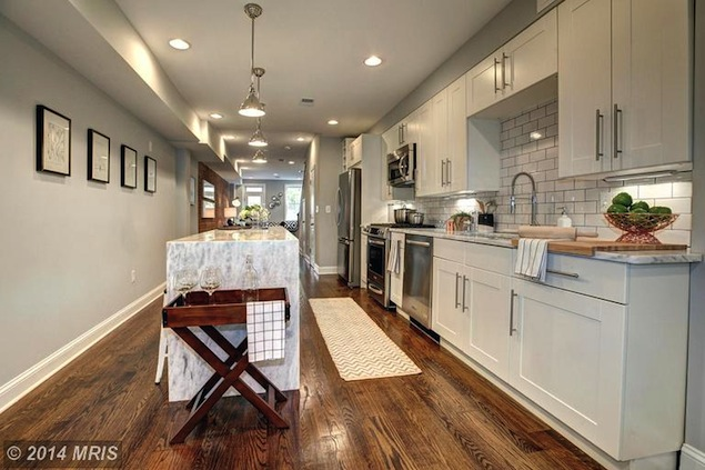 Listing We Love: A Recently Renovated Rowhouse in Logan Circle