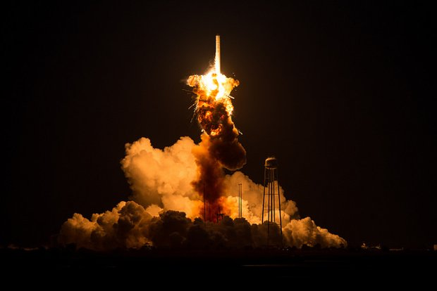 What the Wallops Island Rocket Explosion Means for Private Space Flight