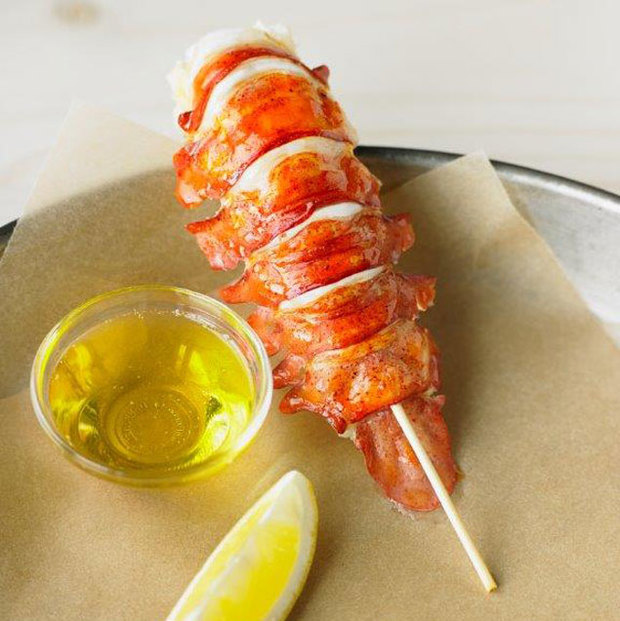 Lobster Popsicles Land in Bethesda This Week