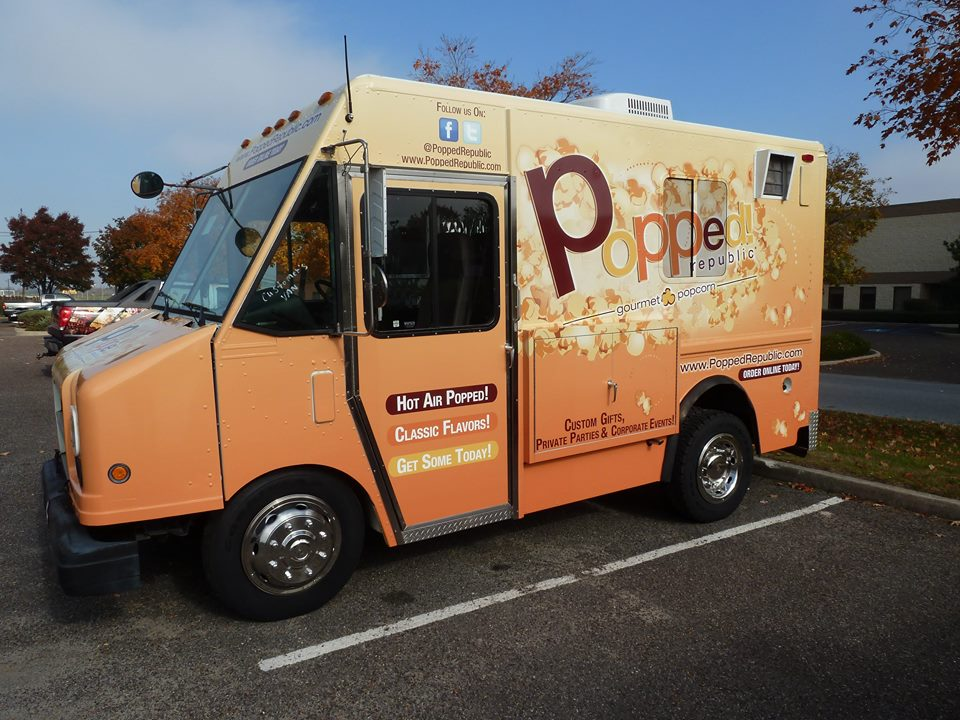 Popped! Republic Food Truck Stolen