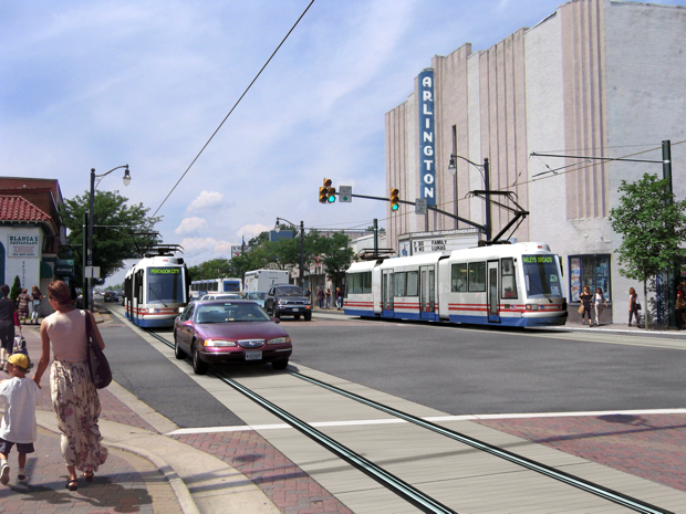 Arlington Killed the Columbia Pike Streetcar, But It Still Has to Plan for the Future