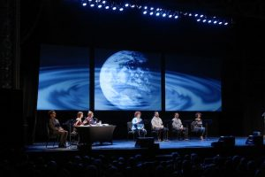 """NPR Marries Theater and Journalism in """"Water +/-"""""""