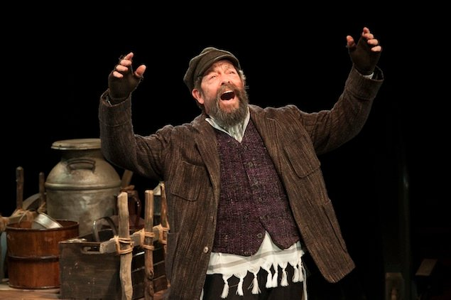 "Theater Review: ""Fiddler on the Roof"" at Arena Stage"