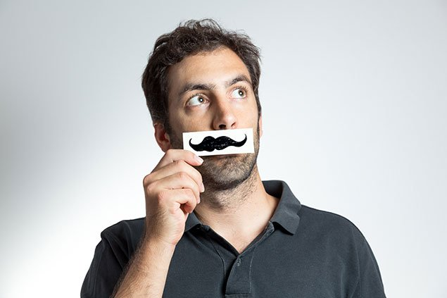 Photo Contest: Show Us Your Movember Mustache