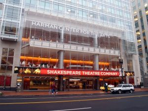 Shakespeare Theatre Now Offers 1,000 Free Tickets Per Production