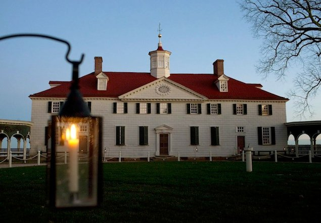 Weekend Wonder: A Candlelight Tour of Mount Vernon