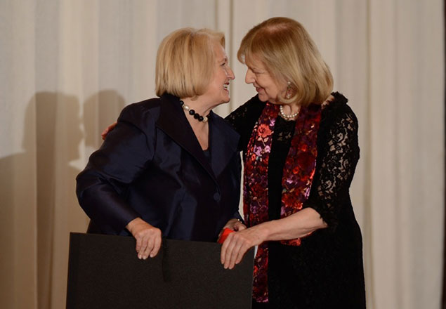 Assisting Marsh Arabs and Refugees Foundation Honors Melanne Verveer at Annual Gala (Photos)