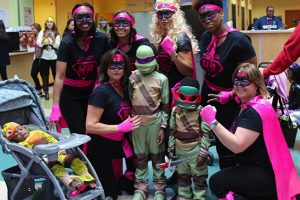 These Amazing Photos from the Costume Parade at Children's Hospital Will Make You Love Halloween Again