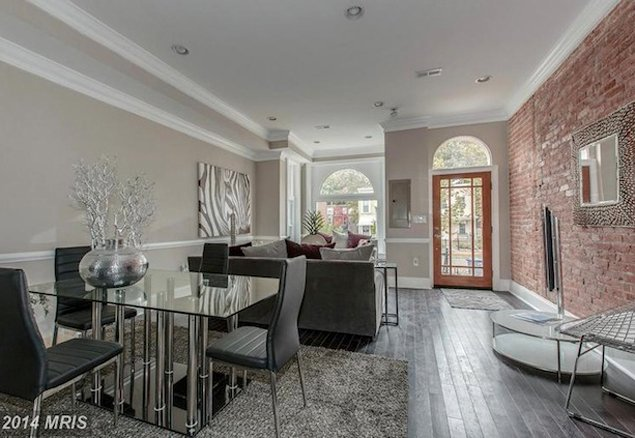 Listing We Love: A Renovated Shaw Rowhouse With a Rentable Basement