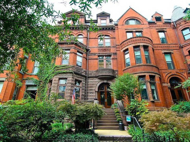 This Logan Circle Rowhouse is the Most Expensive Ever Sold in the Neighborhood