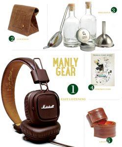 Washingtonian Gift Guide 2014: Gifts for Men