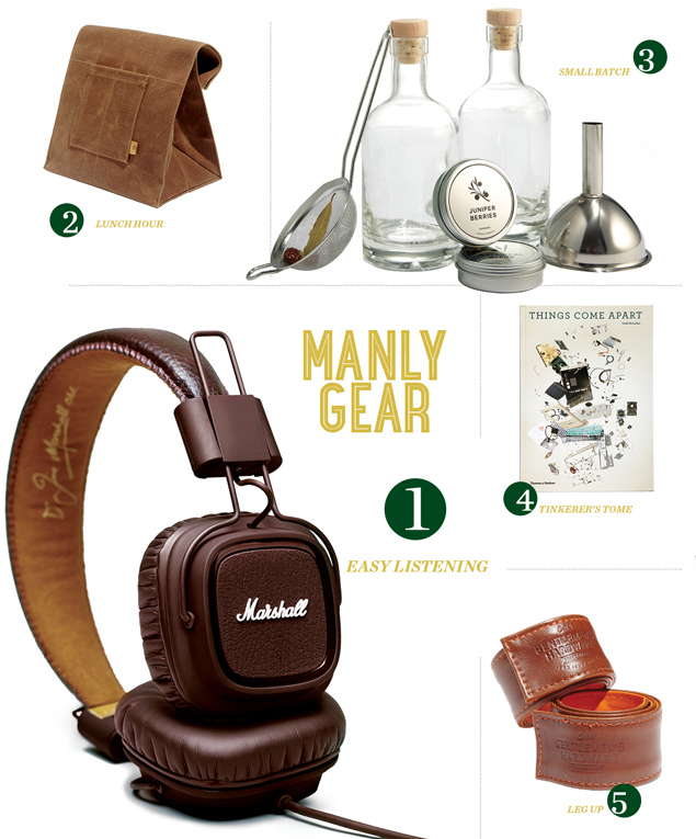 Washingtonian Gift Guide 2014: Gifts for Men