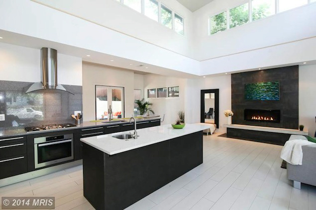 Listing We Love: A Contemporary Family Home in Bethesda